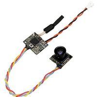 Kamera TX01S z VTX (5.8GHz, 40CH, 25mW, 600TVL, 120FOV, 3.3V-5.0V)