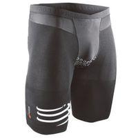 Compressport Brutal Short V2 - spodenki triathlonowe (czarny)