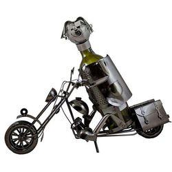 Stojak na butelkę Motocyklista 3