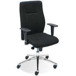 Krzesło obrotowe orlando r16h steel28 chrome marki Nowy styl