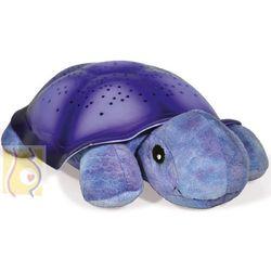 Lampka nocna żółw fioletowy magiczne konstelacje cltt-7323-prl marki Cloud b