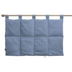 wezgłowie na szelkach, jasnoniebieski, 90 x 67 cm, jupiter marki Dekoria