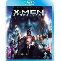 X-Men: Apocalypse 3D (2-dyskowe wydanie) (Blu-ray) - Bryan Singer (5903570072284)