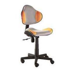 Fotel Q-G2 pomarańczowo-szary - ZADZWOŃ I ZŁAP RABAT DO -10%! TELEFON: 601-892-200