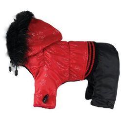 GRANDE FINALE Kombinezon Z20 dla psa Czerwony PAW Nowość! - sprawdź w wybranym sklepie