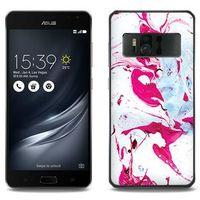 Etuo.pl Fantastic case - asus zenfone ar - etui na telefon fantastic case - różowy marmur