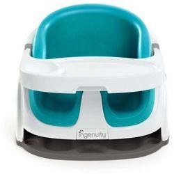 Ingenuity baby base 2-w-1 krzesełko niemowlęce, niebieskie, k10865