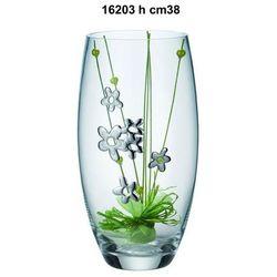 Wazon z kwiatami - (v#16203) marki Valenti & co