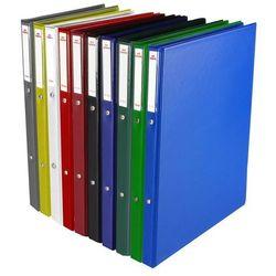 Segregator do akt osobowych Biurfol A4/20/2ringi jasny zielony z kategorii Segregatory i akcesoria