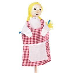 Pacynka na dłoń dla dzieci do teatrzyku - Gretel z kategorii pacynki i kukiełki