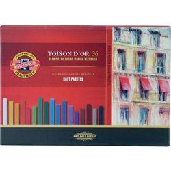 Pastele suche  Toison D`or 36 kolorów, produkt marki Koh-i-noor