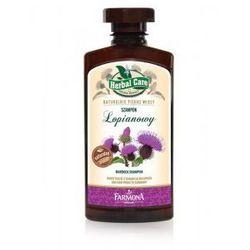 HERBAL CARE szampony ziołowe łopianowy - produkt z kategorii- Mycie włosów