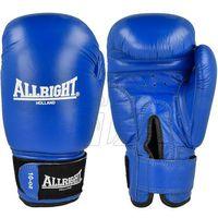 Allright Rękawice bokserskie  niebieskie