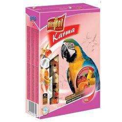 pokarm z owocami egzotycznymi dla średnich i dużych papug 900g zvp 2710 od producenta Vitapol