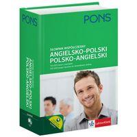 Pons. Współczesny słownik angielsko-polski, polsko-angielski / twarda, książka z ISBN: 9788377156377