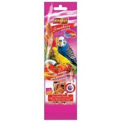 Vitapol  smakers weekend style kolby dla papugi falistej owocowe, kategoria: pokarmy dla ptaków