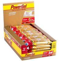 PowerBar PowerGel Hydro 24x67ml (wiśniowy) - żel energetyczny, z kofeiną