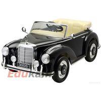 Super-toys Auto na akumulator mercedes 300s 2x45w, miękkie koła, wolny start pojazdy na akumulator dla dziec