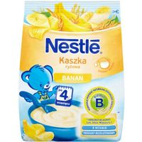 Kaszka ryżowa banan po 4 miesiącu 180 g Nestlé