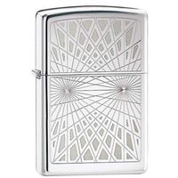 Zapalniczka ZIPPO BS Lines, High Polish Chrome (Z24903)