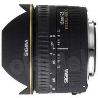 Sigma AF 15/2,8 EX DG Fisheye Nikon - produkt w magazynie - szybka wysyłka!