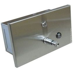 Dozownik mydła w płynie poziomy 1,2l wnękowy - sprawdź w wybranym sklepie