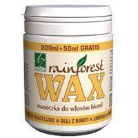 Az medica Wax rainforest do włosów blond i siwych