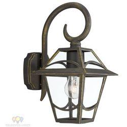 MASSIVE BABYLON Lampa kinkiet czarnyBrush 1x60W E27 15421/42/10, 5413987120527