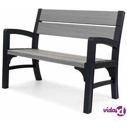 Ławka ogrodowa CURVER Montero WLF Triple Seat Bench + DARMOWY TRANSPORT!