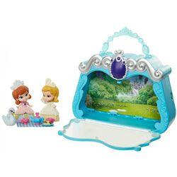 Disney jej wysokość zosia - bajkowy kuferek