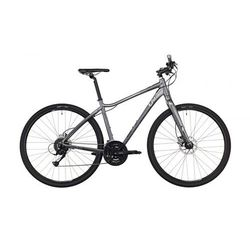 rove lite rower crossowy kobiety srebrny 43,2 cm rowery crossowe, marki Liv