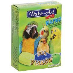 Dako-art  wapno jabłkowe dla ptaków 2szt.