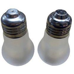 Solniczka i pieprzniczka (żarówki) salt&pepper light bulb  marki Invotis