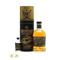 Aberfeldy Whisky  still water 12 yo exclusive edition 0,7l + woda 0,05l
