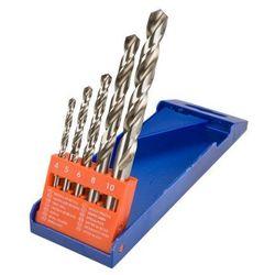 Zestaw wierteł do metalu VERTO 60H000 HSS-G 4.0 - 10 mm (5 elementów), kup u jednego z partnerów