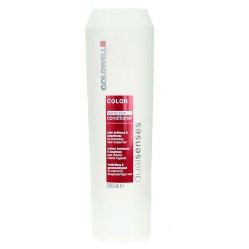 Color Extra Rich - odżywka chroniąca kolor włosów 200ml, Goldwell z Estyl.pl