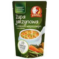 Profi  450g zupa jarzynowa z mięsem wieprzowym   darmowa dostawa od 150 zł!