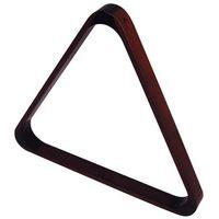 Trójkąt drewniany 57,2mm /mahoń/