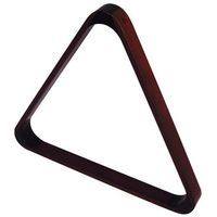 Trójkąt drewniany 57,2mm /mahoń/, 4B-2506-57