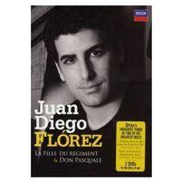 Donizetti: La Fille Du Regiment / Don Pasquale - Juan Diego Florez