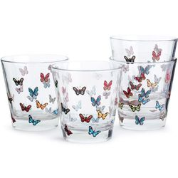 Szklanki Butterfly Sagaform 200 ml, 4 sztuki (SF-5017818)