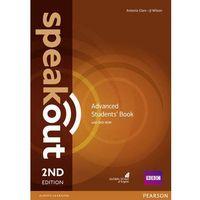 Speakout 2ed Edition Advanced. Podręcznik + DVD (9781292115900)