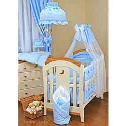 MAMO-TATO Lampa wisząca Misie w kółeczkach błękitne z kategorii Oświetlenie dla dzieci