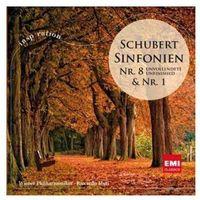 Schubert: Sinfonien 1 & 8 - The Wiener Philharmoniker