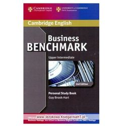 Business Benchmark 2Ed Upper-Intermediate BEC and BULATS edition Personal, rok wydania (2012)