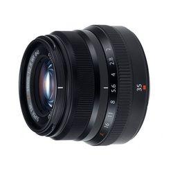 Obiektyw FujiFilm Fujinon XF 35 mm f/2 R WR czarny - produkt z kategorii- Obiektywy fotograficzne
