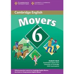 Cambridge YLET Movers 6 Student&-8217;s Book
