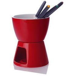 Maxwell & williams  clique fondue, czerwone