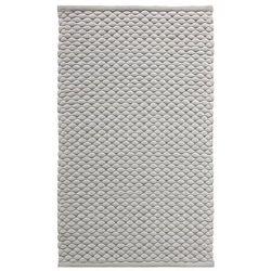 Dywanik łazienkowy Aquanova Maks silver grey
