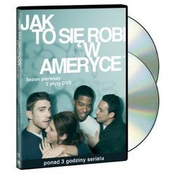 JAK TO SIĘ ROBI W AMERYCE, sezon 1 (2 DVD) z kategorii Seriale, telenowele, programy TV